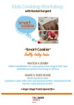 smart cookie-healthy baking