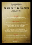 truffles and avincis menu